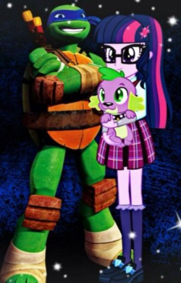 TMNT and MLPEG MAGES Love Story