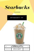 Starbucks | BTSxGOT7 by xX8Kitty8Xx