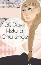 30 Days Hetalia challenge by Slowacja-san
