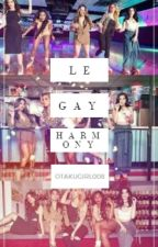 Le Gay Harmony E Le Loro Mirabolanti Avventure by Otakugirl008