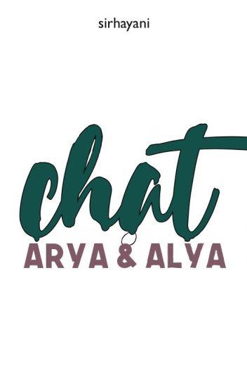 chat [Arya & Alya]