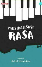 Musikalisasi Rasa (SUDAH TERBIT) by beingacid