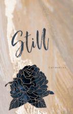 [2] Still ↭ || Isaac Lahey || by TheLittleSelene