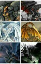 Dragons. (Rubelangel, Wigetta y Lutaxx) by White_Canary12