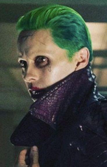 Gangsta→The Joker #wattys2016