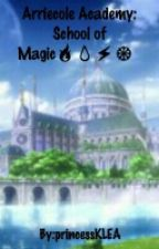 Arriecole Academy: School of Magic by princessKLEA