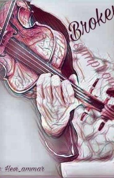 Hurting paint & broken symphony l.s