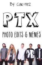 PTX Photo Edits & Memes  by Car-nez