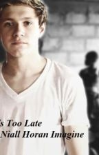 It's too late. A Niall Horan short imagine by ScarJames2017