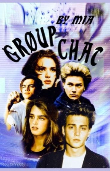 GROUP CHAT ➣ 80s/90s