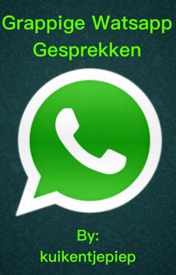 Grappige watsapp gesprekken
