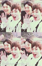 Forgetting. -XiuChen by junmyeonswife_