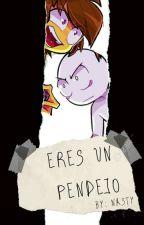 ~Eres Un Pendejo~ mecoboy X darkar by Emilialokilla