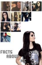 Facts About Jaylyn by CaptainRampaige