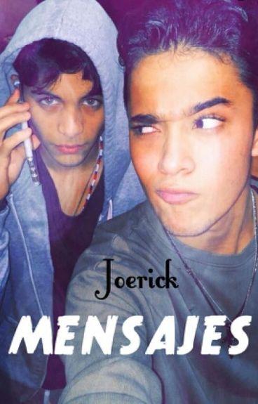 Joerick /Mensajes/ #PNovel