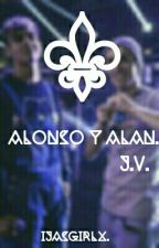 Alonso y Alan. ; J.V. by JasDicexd