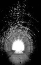 Tunnel of light by 00Cloudyday00