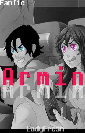 ¡Partida Encontrada! | Fanfic Corazón de Melón | Armin♥ by 0LadyFresh