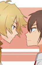 """GoldenxFreddy """"Una historia de amor algo inusual"""" by Anbeliz_Hotaku_4ever"""