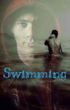 Swimming// Stiles/merman/The flash by alleyflash