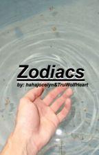 Zodiacs by hahajocelyn