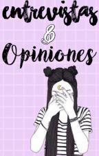 Entrevistas & Opiniones | PAUSADA | by Unicornmyself