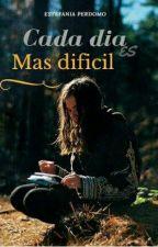 -Cada día es más difícil.                          (Madre) by estefania_Perdomo