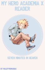 ✦ My Hero Academia ⇔ Seven Minutes in Heaven ✦ by MalePyromaniac