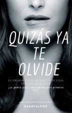 Quizas Ya Te Olvide -Grey&Steele by SandroLV08