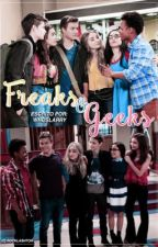 Freaks and Geeks by whoslarry