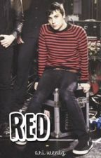 red » frerard by -kingofhell