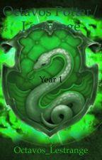 Octavos Lestrange/Potter year 1  by Octavos_Lestrange