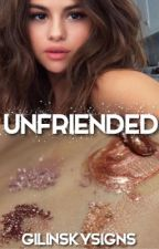 Unfriended✩ j.g by gilinskysigns