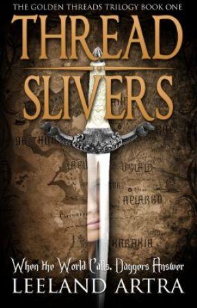 Thread Slivers by LeelandArtra