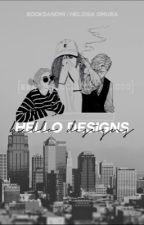 hello designs by BooksAndMi