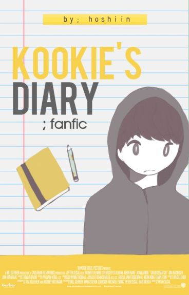 Kookie's Diary ✎ Vkook