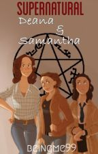 Supernatural: Deana and Samantha by beingme99