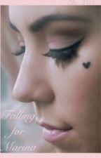 Falling for Marina by DyellaHaim