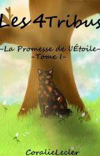 Les 4 Tribus - Tome I - La Promesse de l'étoile - Fiction La Guerre des Clans by CoralieLecler