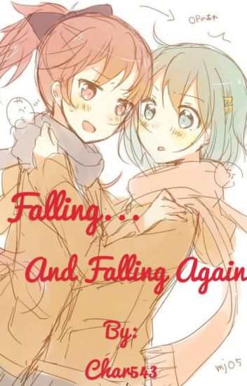 falling and falling again a madoka magica kyosaya fanfiction