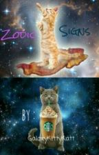 ❇ZODIC SIGNS❇ by Galaxy_KittyKatt