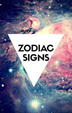 Zodiac Signs by scascarlett