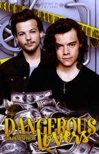 Dangerous Lovers |LarryStylinson|Omegaverse| by GoldenHapiness