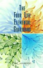 The Four Life Elemental Guardians by Crexis1000