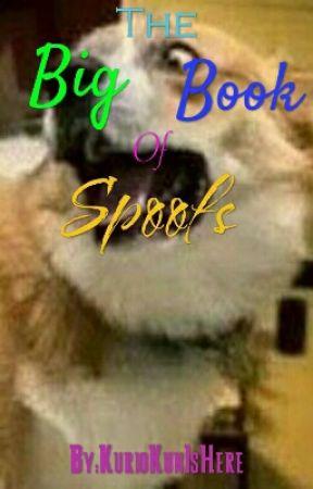 The Big Book Of Spoofs by KurioKunIsHere