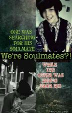 We're Soulmates?! (Boyxboy) by Forgotten_Melody
