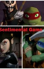 Sentimental Game   Leo x Raph - ^ - Leo x Karai - ^ - Casey x Raph   by OrokuMisaki