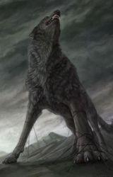 Fenrir, Son of Loki by NobleSeven11