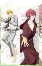 Kise x Reader x Akashi by Loveydovey_a