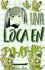 Una Loca En FNAFHS ( Springtrap Y Tu ) ewe by Sora_chan_014